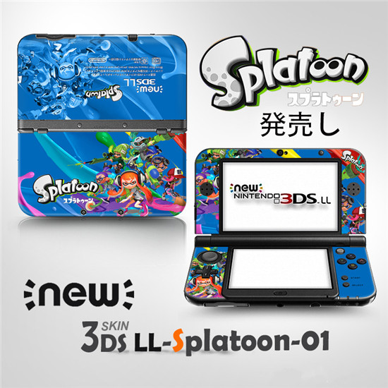 NEW3DSLL001