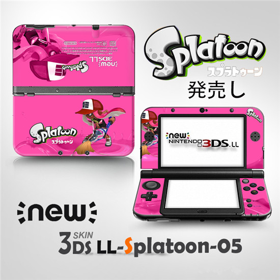 NEW3DSLL005