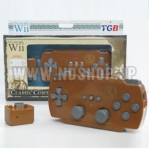NINTENDO Wii/Wii U用ワイヤレスクラシックコントローラ