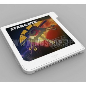 StarGate 3DS  DS/3DSロム GBA・NES・SNESエミュレータ ntrboothaxサポート