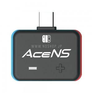 NSドングル「AceNS」3in1 ローダー SX OS/Atmosphere/REINX起動可能